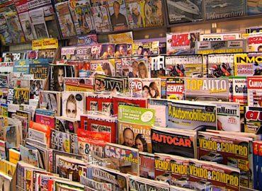 Edicole: contributo una tantum vendita al dettaglio di giornali e riviste