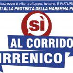 Corridoio Tirrenico: il 12 Ottobre tutti alla manifestazione !