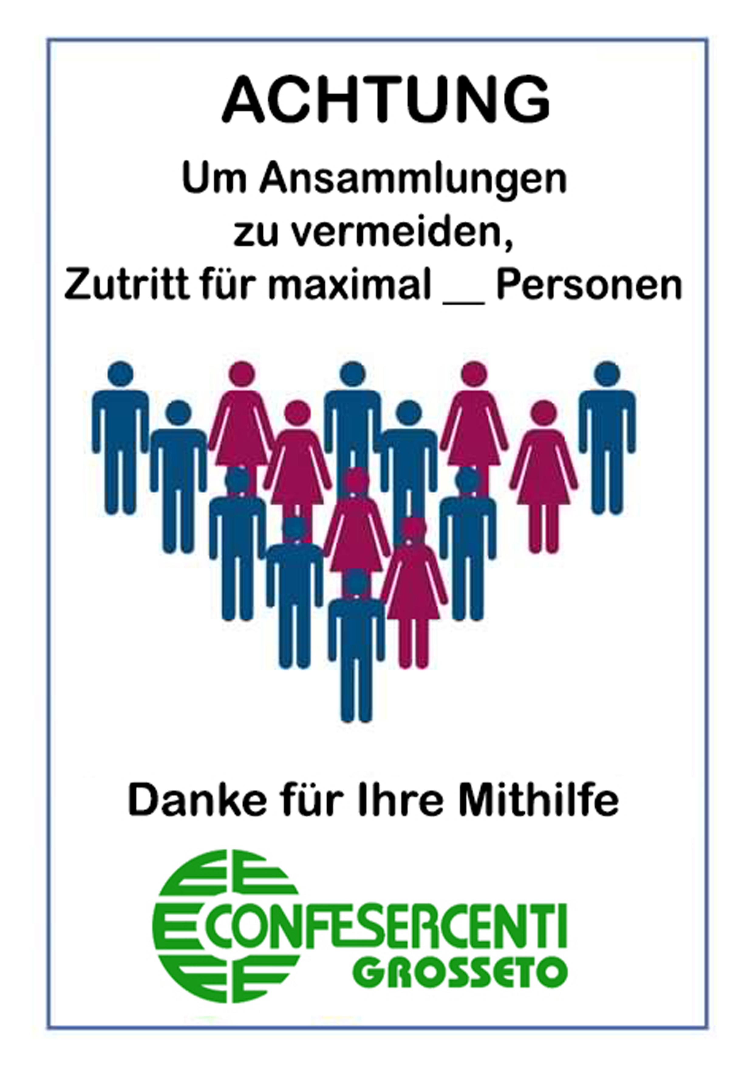 ingresso-consentito-ad-un-massimo-di-persone-n-2-tedesco-a4