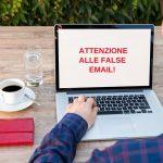 Agenzia delle Entrate: tentativi di truffa con l'invio di false mail