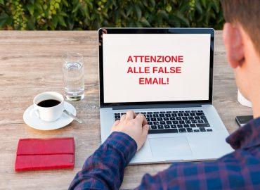 Ispettorato Nazionale del Lavoro: tentativi di truffa con l'invio di false mail