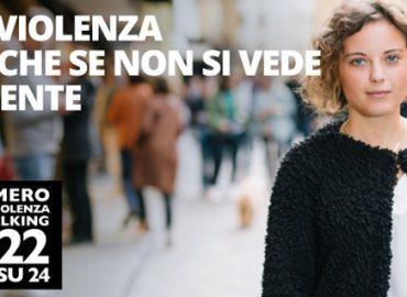 Anche Confesercenti aderisce alla campagna contro la violenza sulle donne
