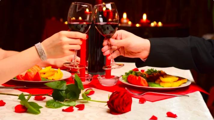 cena romantica san valentino ristorante