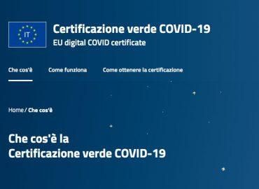Green pass: ecco l'app per verificare se la certificazione verde è autentica